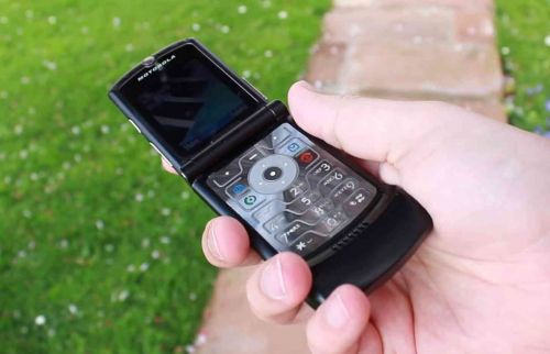 Motorola RAZR could make a comeback as a foldable phone with a $1,500 price tag