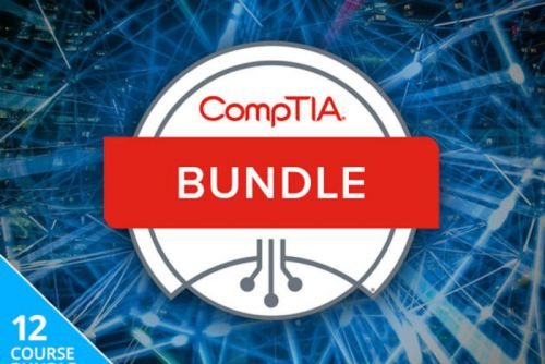 Get 140+ Hours Of CompTIA Certification Training For $59