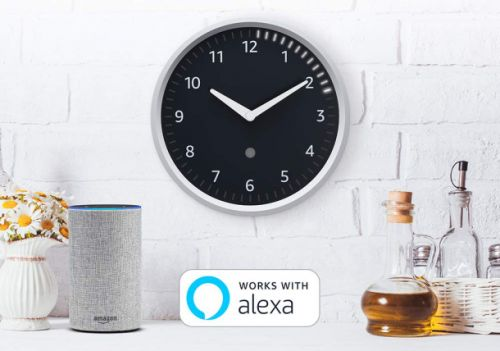 Amazon's Echo Wall Clock was just discounted for the first time