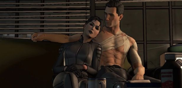 The Joy of Telltale's Bruce Wayne and Selina Kyle