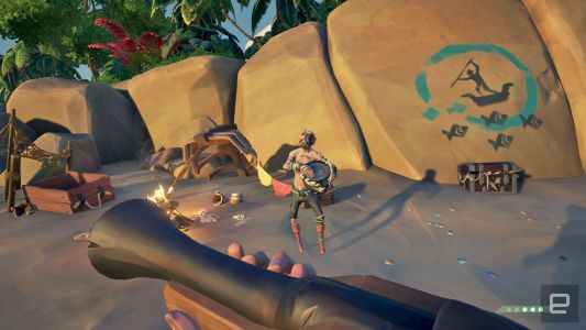 The debut 'Sea of Thieves' campaign almost makes it fun again