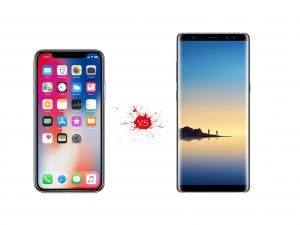 IPhone X vs Galaxy Note 8 - Best Flagship For 2017?