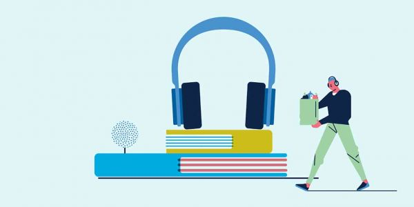 Google Play now sells audiobooks
