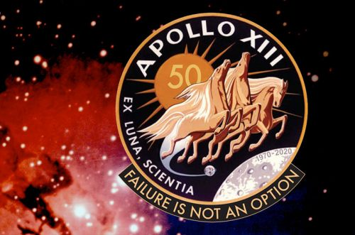 Houston, we've had a delay: Apollo 13 50th celebrations rescheduled