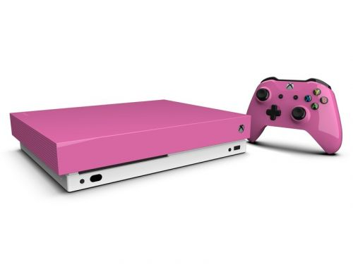 Deck out your Xbox One X with a wild custom skin or paint job from ColorWare