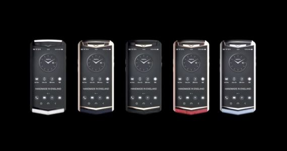 Even bankruptcy can't keep Vertu from selling $4,000 phones