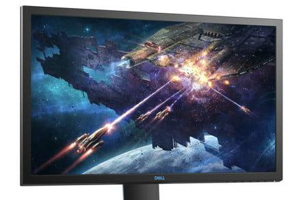 Walmart drops the price on this 24-inch Dell gaming monitor by $149