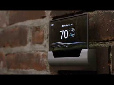 Yes, that's Microsoft Cortana in your thermostat