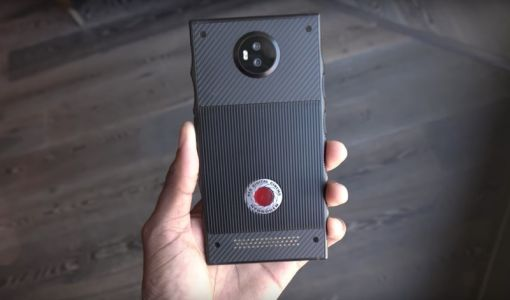 RED Hydrogen One will have a 4,500 mAh battery and carrier support