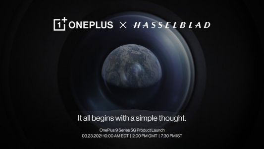 Hasselblad upgrades the OnePlus 9 camera thanks to three-year $150M deal