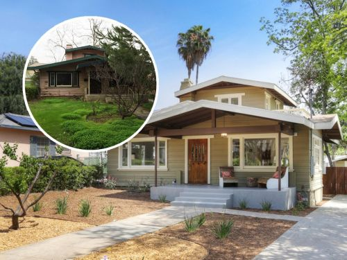 A real-estate broker quit his job to flip houses for a living and has made millions -see the before and after photos