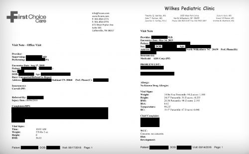 A huge trove of medical records and prescriptions found exposed