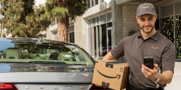Amazon can now deliver packages directly to your car - here's how it works