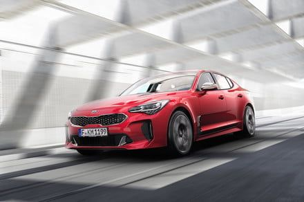 Kia could follow up the Stinger with a stand-alone performance sub-brand