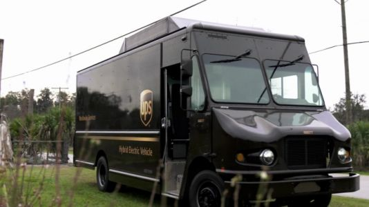 UPS Will Put 50 Electric Delivery Vans On U.S. Streets This Year