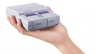 SNES Classic Mini: release date, price and games