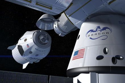 How to watch Crew Dragon's historic docking with the ISS today