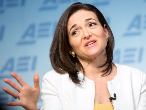 'I would never hire anyone like you': Sheryl Sandberg received a brutal rejection when she tried to break into tech