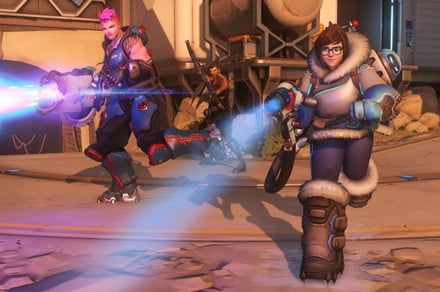 Blizzard's latest 'Overwatch' tease seems to hint at new hero