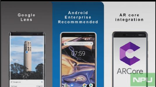 "Nokia 7 Plus gets ARCore support. Google's new AR app ""Measure"" available in Play Store now"