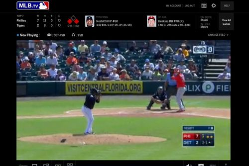 How to watch Major League Baseball online