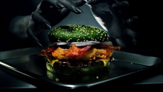 """Burger King Releasing A """"Nightmare King"""" Whopper For Halloween"""