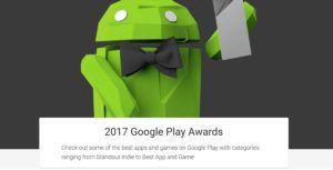 Google Play Awards nominations are in: did your favourite app or game make the cut?