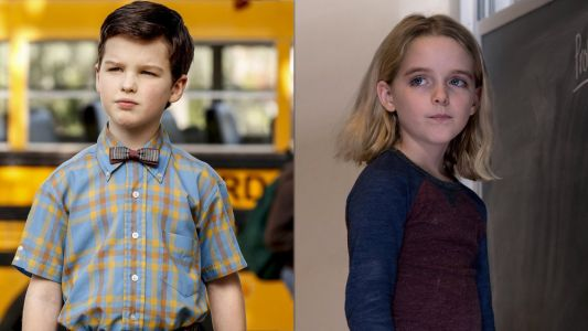 Iain Armitage and Mckenna Grace Join Voice Cast for SCOOB