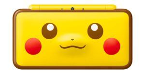 Nintendo announces new Pikachu-themed 2DS XL