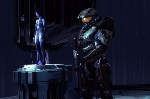 Showtime's live-action Halo TV show is now a Paramount Plus exclusive