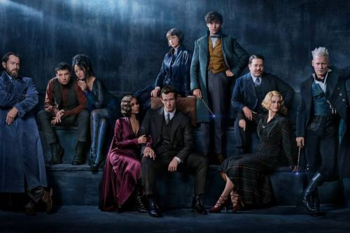 All the updates, trailers, and commentary for Fantastic Beasts: The Crimes of Grindelwald