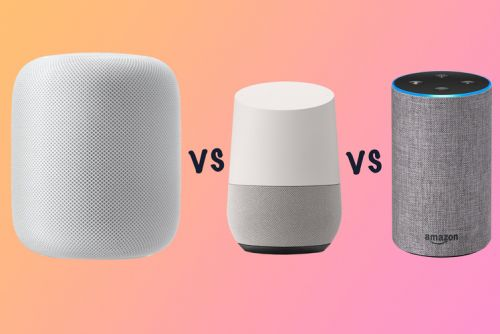 Apple HomePod vs Google Home vs Amazon Echo: What's the difference?