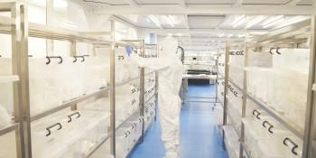 Creating a Fully Fitted Out Cleanroom
