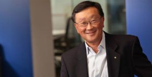 BlackBerry CEO John Chen wants someone to revitalize the Bold