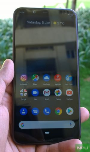 Nokia 8.1 discounted by Rs 3009 on retailer Flipkart