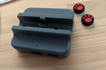 IndieGoGo backers aren't happy with the SFANS Nintendo Switch dock