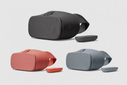 Google's second Daydream View VR headset fully shown off in leak