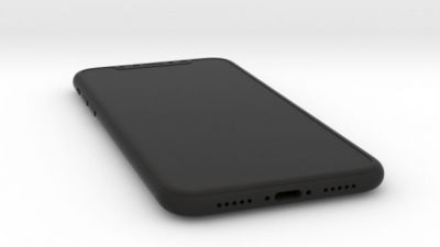 Want to be first to hold an iPhone 8? You can buy a 3D printed plastic knock-off