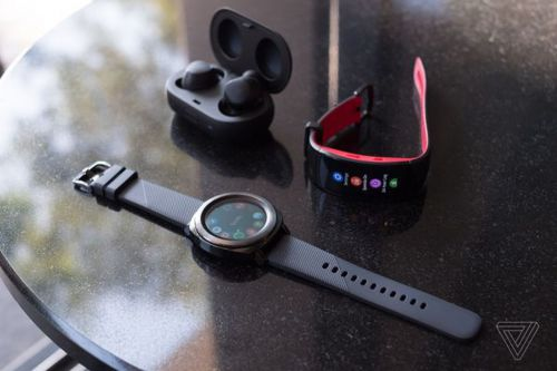 Samsung's Gear Sport and Gear IconX earbuds will be available for preorder starting tomorrow