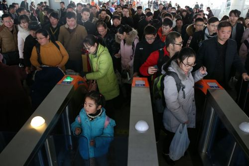 China will ban people with poor 'social credit' from planes and trains