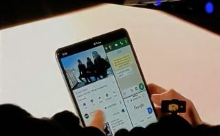 Samsung's Galaxy Fold official with Infinity Flex screen, 7nm chip and 5G support