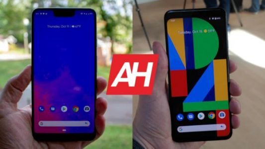 Phone Comparisons: Google Pixel 3 XL vs Google Pixel 4 XL