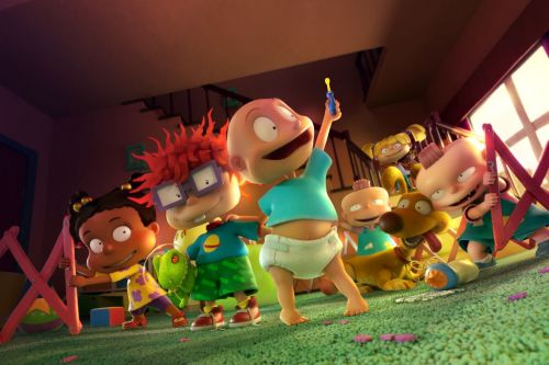 Watch the trailer for the Rugrats reboot headed to Paramount Plus