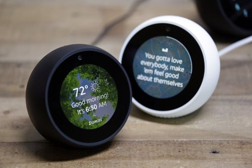 The Echo Spot is one of Amazon's most innovative Alexa devices - and it's on sale for $90 for Black Friday