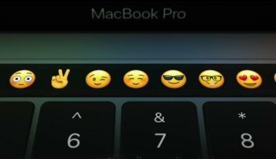 MacBook Pro's Touch Bar finally has a reason to exist thanks to this Super Mario game