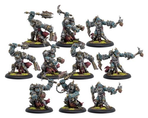 Privateer Press Previews January Releases