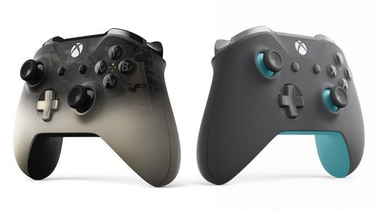 Microsoft Reveals New Translucent Xbox One Controller