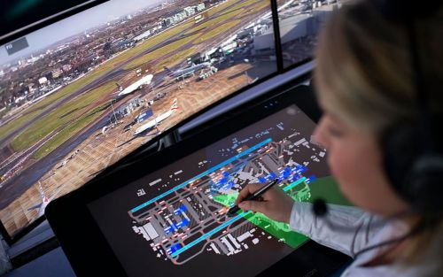 AI tested at Heathrow could prevent plane delays in bad weather