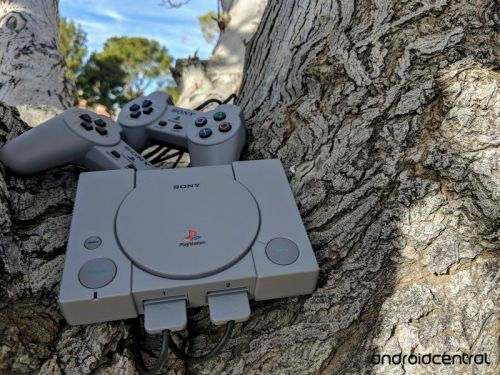 Are any PlayStation Classic games playable on the PS4?