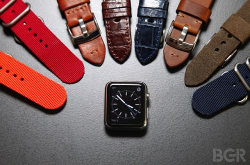 You can get all 5 of these Apple Watch bands for less than one strap from Apple